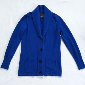 Fenn Wright Manson Merino Wool Cardigan Sweater M